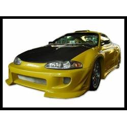 Front Bumper Mitsubishi Eclipse 1995-1997, Fast & Furious Type