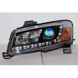 Set Of Headlamps Day Light Fiat Stylo 3-Door 2001-2006