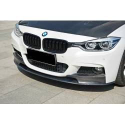 SPOILER DELANTERO BMW F30 MTECH LOOK PERFORMANCE CARBONO