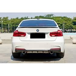 DIFUSOR TRASERO BMW F30 / F31 335I MTECH CARBONO