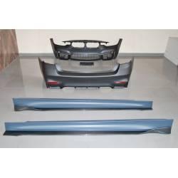 Body Kit BMW F30 Look M4 Carbon