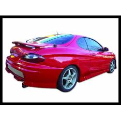 Rear Bumper Hyundai Coupe 1996-1999