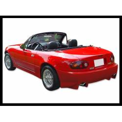 Rear Bumper Mazda MX5, II Type