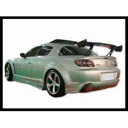 Rear Bumper Mazda RX8