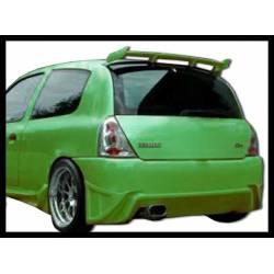 Rear Bumper Renault Clio 1998-2004 Bliz Type
