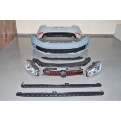 Kit De Carrocería Volkswagen Golf 6 2009-2012 look GTI ABS Faros