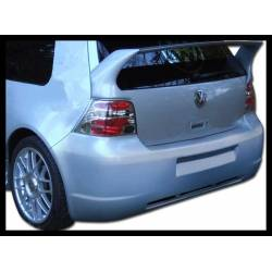Rear Bumper Volkswagen Golf 4, R32 Type Without Exhaust