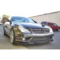 Spoiler Delantero Mercedes W219 CLS 55 Carbono