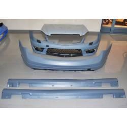 Kit De Carrocería Mercedes W204 11-13 Look AMG Capó