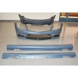 Body Kit Mercedes W204 Coupe 2007-2013 Look AMG