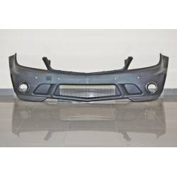 Front Bumper Mercedes W204 Coupe 07-10 Look C63