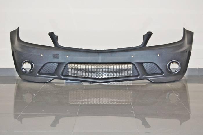 Front Bumper Mercedes W204 Coupe 07-10 Look C63 - Bimar Tuning
