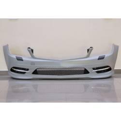Paragolpes Delantero Mercedes W204 4 Puertas 07-10 Look AMG