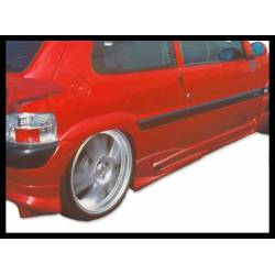 Side Skirts Citroen Saxo, With Side Gill
