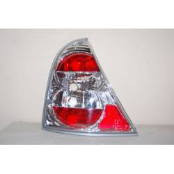 Set Of Rear Tail Lights Renault Clio I 1998, Lexus Chromed