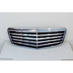 Front Grill Mercedes W211 07-09 Facelift Look AMG