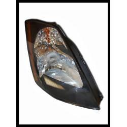 Set Of Headlamps Nissan 350Z, Black