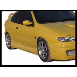 Side Skirts Renault Megane Coupe Impact