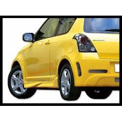 Side Skirts Suzuki Swift 2005