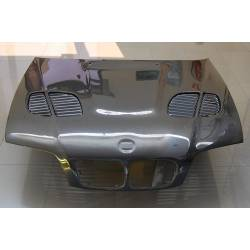 Carbon Fibre Bonnet BMW E46 M3 GTR