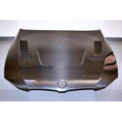 Carbon Fibre Bonnet BMW E92
