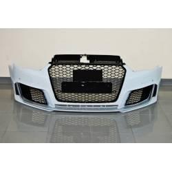 Paragolpes Delantero Audi A3 V8 13-15 / Cabrio / Sportback  Look RS3