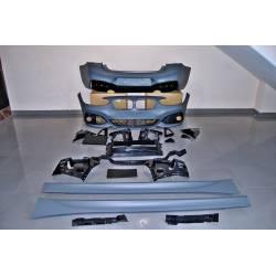 Body Kit BMW F20 LCI 15-19 look M-Tech 2 Exhausts