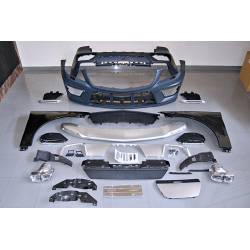 Kit De Carrocería Mercedes W166 2012 look AMG ML63 ABS