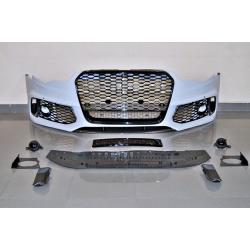 Front Bumper Audi A6 C7 11-15 Look RS6