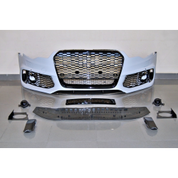 Paragolpes Delantero Audi A6 C7 11-14 Look RS6