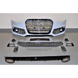 Kit De Carrocería Audi A6 C7  2011-2014 Look RS6