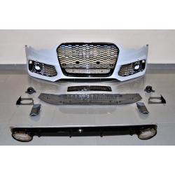 Kit De Carrocería Audi A6 C7  2011-2015 Look RS6