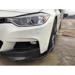 Front Splitters BMW F87 M2 / F30 / F31