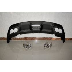 Rear Diffuser Ford Mustang 2015-2017 look GT350