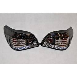 Set Of Rear Tail Lights BMW E60 Led Smoked