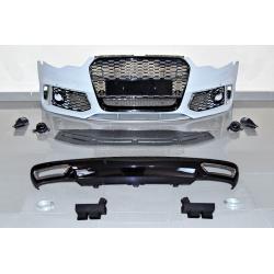 Body Kit Audi A6 Sedan / Avant C7 4G 2011-2015 Look W12