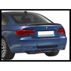 Paragolpes Trasero BMW E92 / E93 Look M3, ABS 2 Salidas