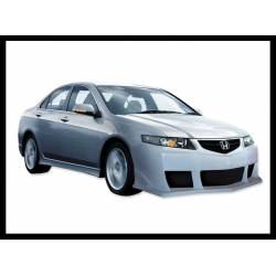 Front Bumper Honda Accord 2003-2006