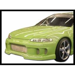 Front Bumper Honda Civic 1992-1995