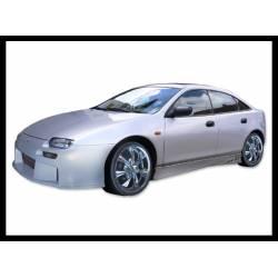 Front Bumper Mazda 323 F