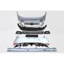Kit De Estetici Volkswagen Golf 7 3/5P R400 ABS