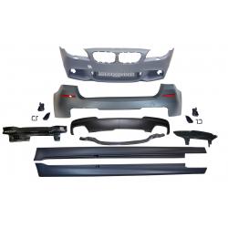 Body Kit BMW F11 10-12 Look M-Tech 535 2 Exhausts