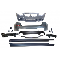 KIT DE CARROCERIA BMW F11 10-12 LOOK M-TECH 2 SALIDAS