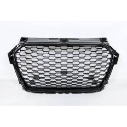 Front Grill Audi A1 2016 Look RS1