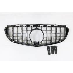 Front Grill Mercedes W212 2014 Look GT