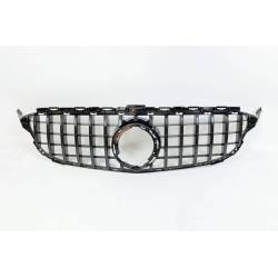 Front Grill Mercedes W205 2019 Look GT