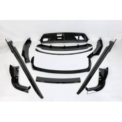 Body Kit BMW G05 X5 M Performance Glossy Black