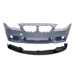 Paragolpes Delantero BMW F10 / F11 / F18 10-12 Look Performance Spoiler