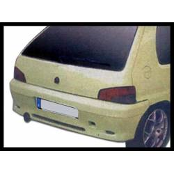 Rear Bumper Peugeot 106, I Type