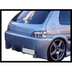 Rear Bumper Peugeot 106 II Racing Type